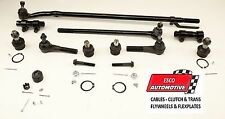 10 Piece Tie Rod & Ball Joint Kit fits 1986-96 Ford F150