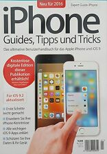 iPhone Nr.1/2016 Guide,Tipps und Tricks für iOS  ungelesen 1A absolut TOP