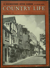 Tile Timber And Cobble Rye Sussex 1960 1 Page Photo Magazine Cover