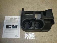 NEW 2003-12 DODGE RAM CENTER CONSOLE CUPHOLDER, BLACK, ADD-ON, 1500/2500/3500