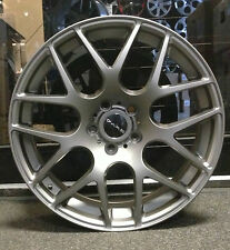 """4 x 18"""" ALLOY WHEELS TO FIT FORD FOCUS MONDEO JAGUAR S/X TYPE VOLVO RENAULT"""