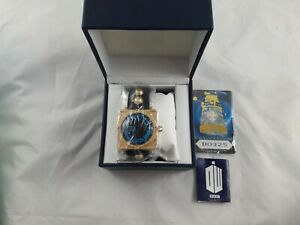 Doctor Who Dalek Collectors Watch Limited Edition Official BBC