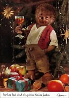 Ansichtskarte  Mecki (Diehl-Film): Weihnachten Punsch und Geschenke 1975