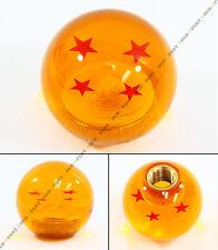 FITS MAZDA 3 6 RX8 RX7 CX5 10*1.25 DRAGON BALL Z 4 STARS MANUAL ROUND SHIFT KNOB