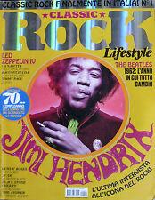 CLASSIC ROCK 1 2012 Jimi Hendrix Beatles Led Zeppelin John Lord Guns N'Roses