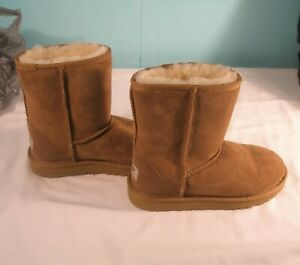 Pair Of Women's UGG Boots, Size 3