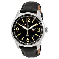 Seiko Series 5 Automatic Black Dial Mens Watch SSA297