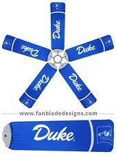 Duke University Ceiling Fan Blade Covers