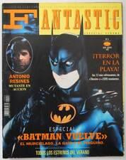 Fantastic Magazine Nº 6. Antonio Resines. Batman vuelve