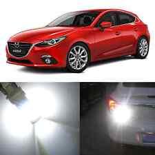Alla Lighting Back-Up Reverse Light 7440 Super White LED Bulbs for Mazda 3 Sport