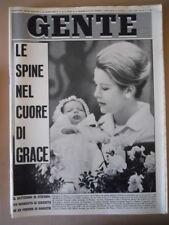 GENTE n°12 1965 La nascita di Stefania di Monaco Kim Novak [G317]