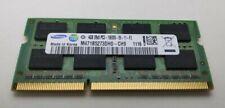 Samsung M471B5273DH0-CH9 4GB PC3-10600S-09-11-F3 DDR3-1333MHz Laptop Memory RAM