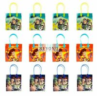 Disney Pixar Toy Story Loot Bags Favors /& Party Bag Fillers Candy Treats Bags