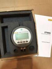 Fluke 2700g Series Reference Pressure Gauge See Details
