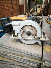 Small Battery Powered Circular Saw spares or repairs