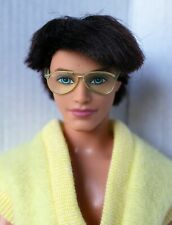 Ken Doll Brunette Fashionista Articulated Redressed Lovely