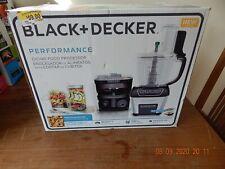 BLACK & DECKER Performance Food Processor (#FP6010)  Brand New in Box.