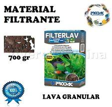 FILTERLAV 700 GRAMOS MATERIAL PARA FILTRO LAVA GRANULADA.