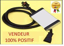 BOITIER ADDITIONNEL OBD CHIP PUCE ESSENCE SEAT AROSA 1.4 1L4 60 CV