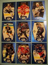 "1998-99 Upper Deck (UD Choice) Complete Set of 30 ""Starquest Blue"" Inserts!"