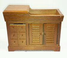 NEW Vintage Dollhouse Miniature DRY SINK by B. Shackman  #3621