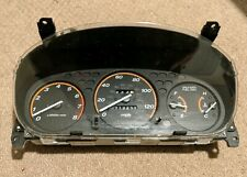 1997-2001 Honda CR-V CRV 5 Speed Manual Speedometer Guage Cluster 214K Civic Ek