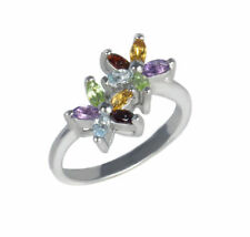 Anniversary Cocktail Amethyst Fine Rings