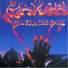 Saxon - Power & The Glory (1999 Re-issue) CD - VERY GOOD Condition