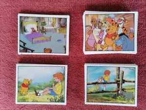 Winnie the Pooh  2002. PANINI  Complete Set 140/140