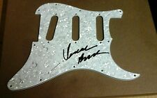ISAAC BROCK MODEST MOUSE Signed STRAT PICKGUARD b