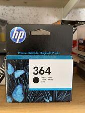 genuine hp 364 ink cartridges black