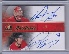 Mason / Doughty 10/11 UD The Cup Programme Of Excellence Dual Auto /5