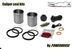 Honda VT750 C2B Shadow Phantom front brake caliper piston seal rebuild kit 2016