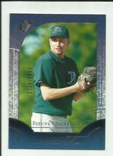 Steve Kent 2002 SPx RC #119P #1328/1800  Tampa Bay Rays Rookie