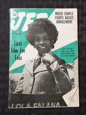 1969 July JET WEEKLY Magazine Digest VG Lola Falana