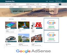 Gumtree Classified Portal WEBSITE BUSINESS FOR SALE