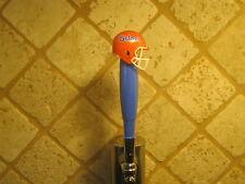 NCAA Florida Gators Tap Handle NCAA Football Beer Keg Blue Orange UF Swamp
