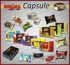 AFFARE 150 CAPSULE CAFFE' 32mm AROMI A SCELTA GIMOKA ESPRESSO ITALIA BIALETTI