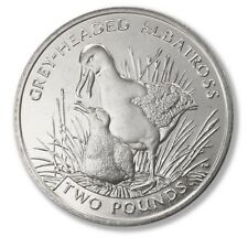 South Georgia & South Sandwich Islands Grey-Headed Albatross £2 2006 Bu