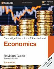 Cambridge International AS and A Level Economics Revision Guide, Grant, Susan, V