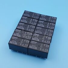 10Pcs Omron G5V-2 DC 12V DPDT 8Pin PCB Mount Low-cost Signal Relay