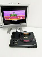 Sega Mega Drive Console 002 Working - Japan