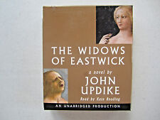 John Updike: The Widows of Eastwick (CD, Unabridged) AUDIOBOOK FREE SHIPPING