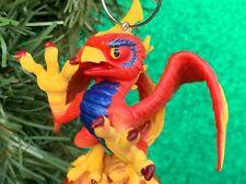 CUSTOM Skylander Sunburn Fire Phoenix Dragon Christmas Tree Ornament Spyro
