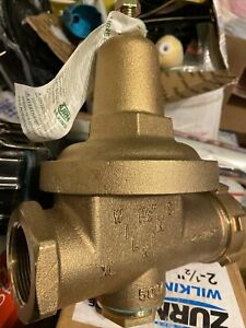 """Zurn Wilkens 1-1/2"""" 500XL Water Pressure Reducing Valve 112-500XL"""