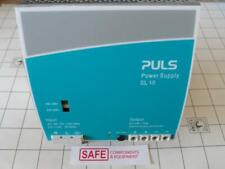 PULS SL10.105 Power Supply 230/115VAC In 24-28V 240W 10A Out 288W Bst TESTED Q36