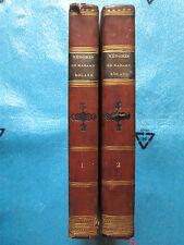 MEMOIRES DE MADAME ROLAND, 1827. 2 volumes.
