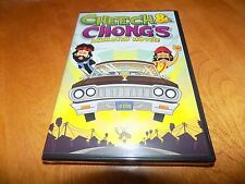 CHEECH & CHONG`S ANIMATED MOVIE Classic Adult 70's Comedy Team Routines DVD NEW