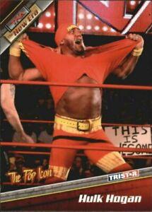 A4610- 2010 TRISTAR TNA New Era Wrestling #s 1-90 -You Pick- 10+ FREE US SHIP