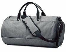 Tuoguan Mixed Duffle Bag For Unisex, Grey - Sport & Outdoor Duffle Bags